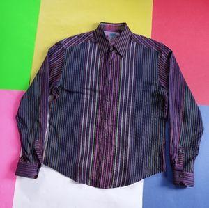 Modern Robert Graham Essential Striped Button-Up